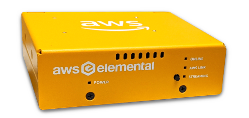 AWS Elemental Link for Nomad