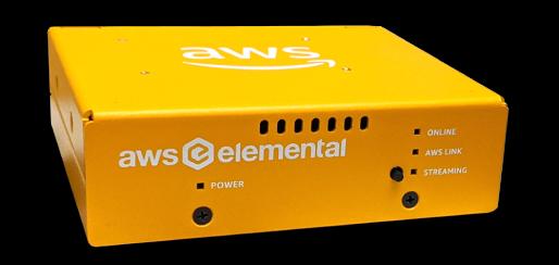AWS Elemental Link for Nomad